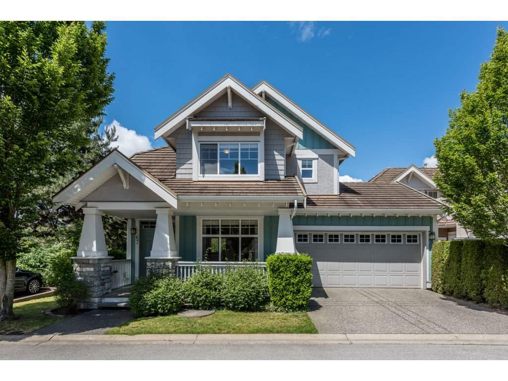 "Main Photo: 67 15288 36 Avenue in Surrey: Morgan Creek Townhouse for sale in ""Cambria"" (South Surrey White Rock)  : MLS®# R2175479"