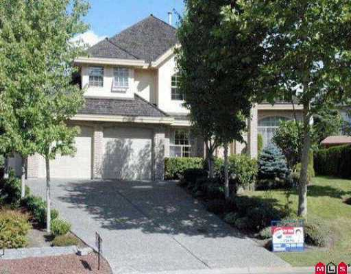 "Main Photo: 7979 BLACKHAWK PL in Surrey: Bear Creek Green Timbers House for sale in ""Hawkstream"" : MLS®# F2519497"