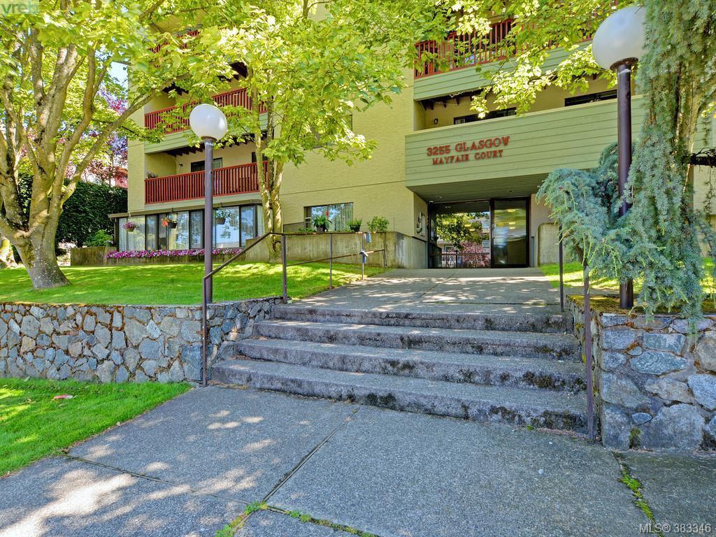 Main Photo: 320 3255 Glasgow Ave in VICTORIA: SE Quadra Condo Apartment for sale (Saanich East)  : MLS®# 770416