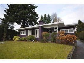 Main Photo: 5529 university Boulevard in Vancouver: University VW House for sale (Vancouver West)  : MLS®# V927698