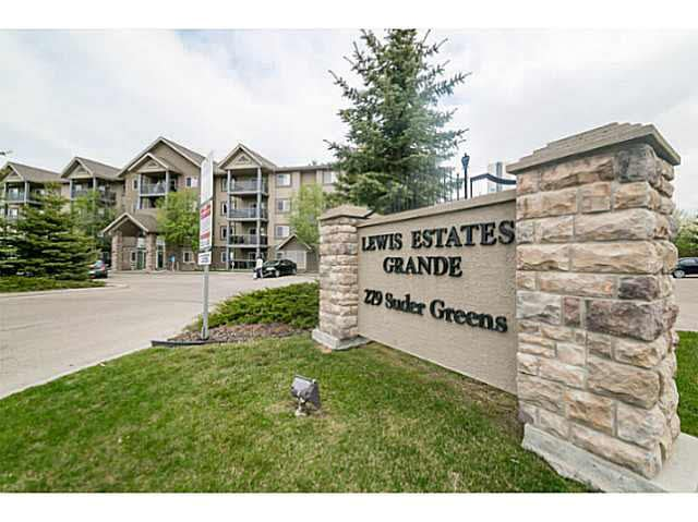 Main Photo: 319 279 Suder Greens Greens NW in Edmonton: Breckenridge Greens Condo for sale : MLS®# E3416291