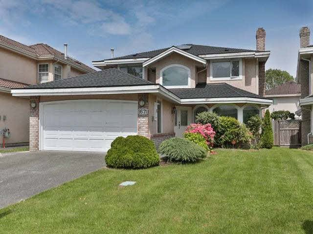 Main Photo: 9571 KILBY DR in RICHMOND: West Cambie House for sale (Richmond)  : MLS®# V1083022