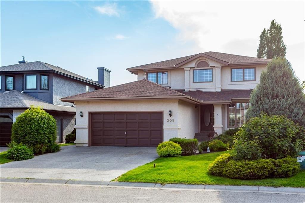 Main Photo: 309 MCKENZIE LAKE Bay SE in Calgary: McKenzie Lake House for sale : MLS®# C4171948