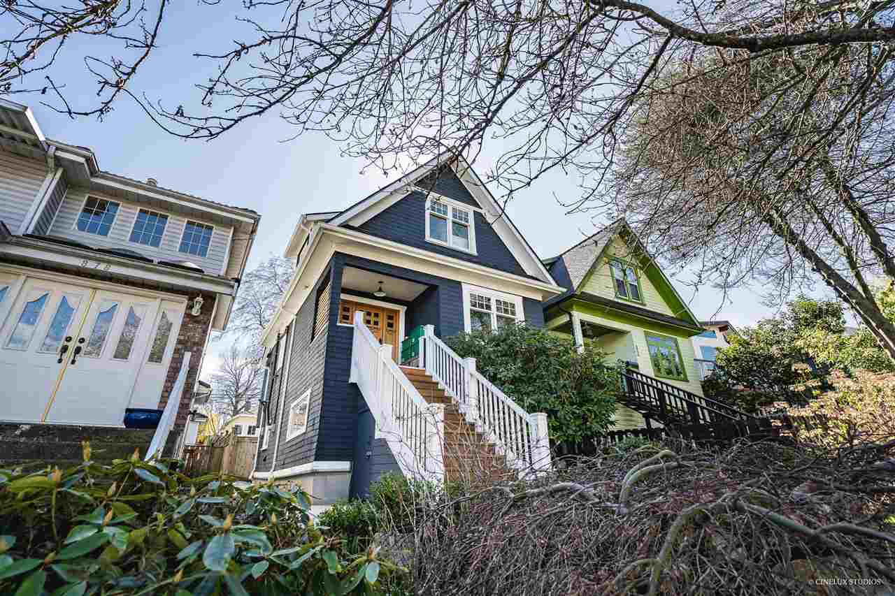 """Main Photo: 858 E 23RD Avenue in Vancouver: Fraser VE House for sale in """"Fraser"""" (Vancouver East)  : MLS®# R2354070"""