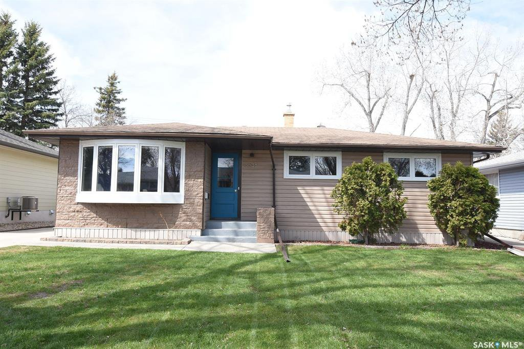 Main Photo: 3638 Anson Street in Regina: Lakeview RG Residential for sale : MLS®# SK774253
