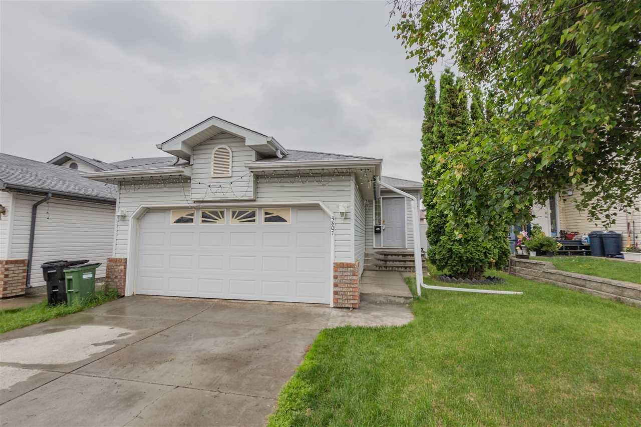 Main Photo: 4807 148 Avenue in Edmonton: Zone 02 House for sale : MLS®# E4163992