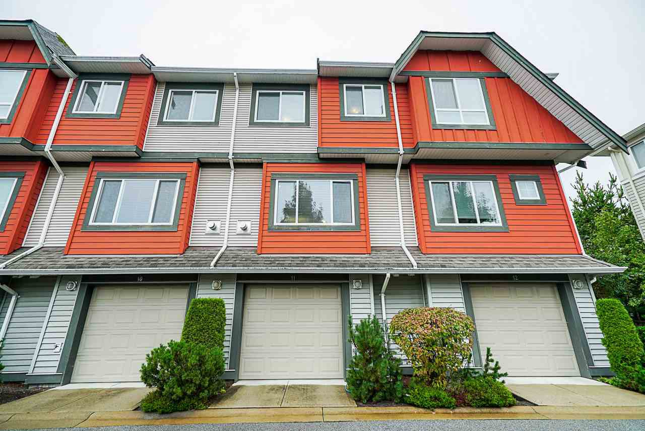 Main Photo: 11 9751 FERNDALE Road in Richmond: McLennan North Townhouse for sale : MLS®# R2408371