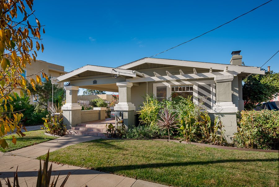 Main Photo: MISSION HILLS House for sale : 2 bedrooms : 4168 Stephens Street in San Diego