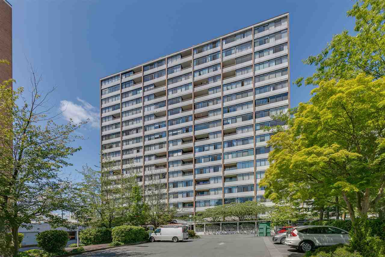 """Main Photo: 1102 6631 MINORU Boulevard in Richmond: Brighouse Condo for sale in """"REGENCY PARK TOWERS"""" : MLS®# R2466961"""