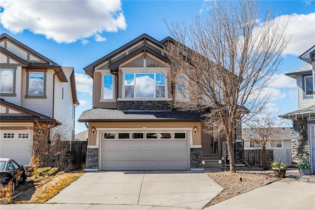 Main Photo: 141 CRANWELL Bay SE in Calgary: Cranston Detached for sale : MLS®# A1013686