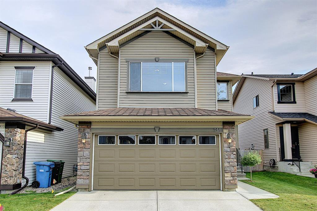 Main Photo: 214 CRANFIELD Gardens SE in Calgary: Cranston Detached for sale : MLS®# A1024102