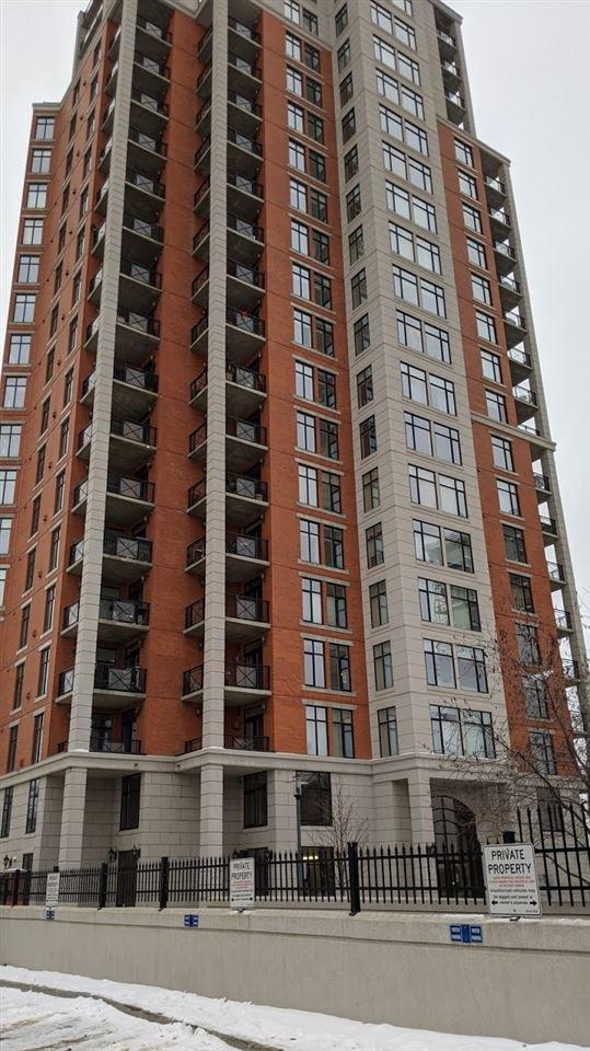 Main Photo: 1107 9020 JASPER Avenue in Edmonton: Zone 13 Condo for sale : MLS®# E4221448