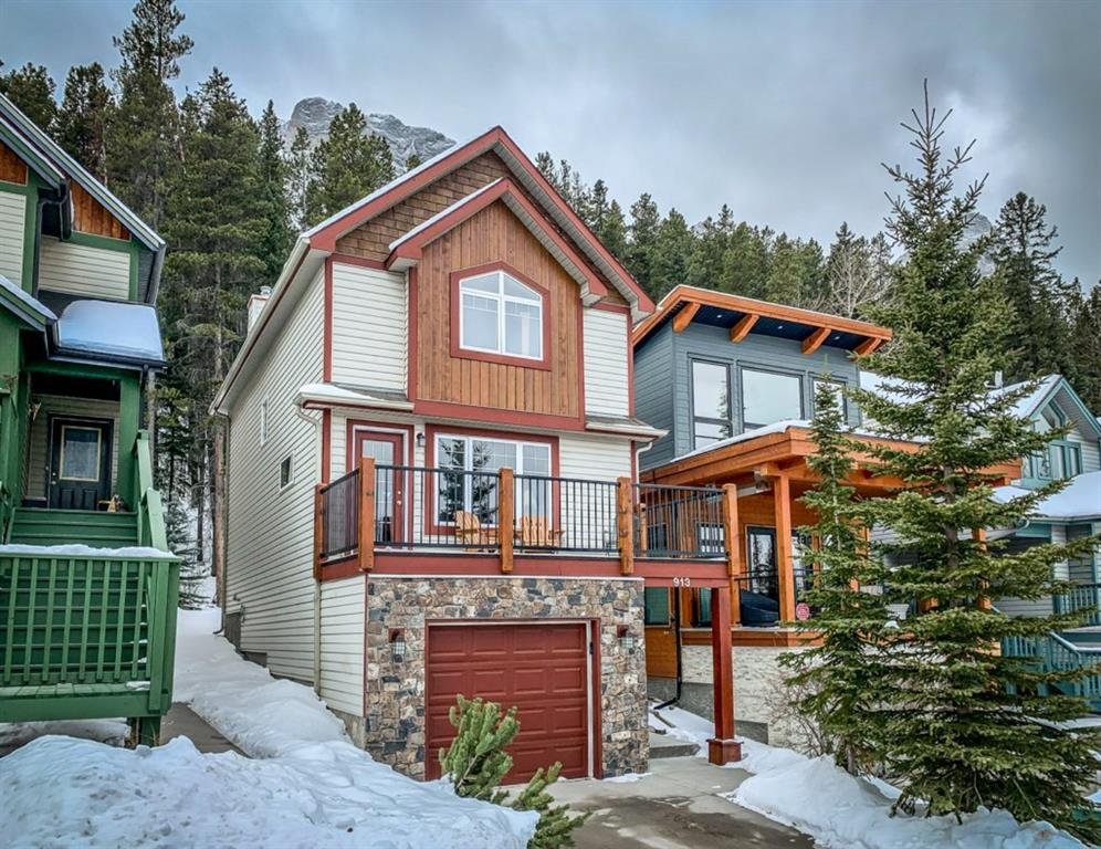 Main Photo: 913 Wilson Way: Canmore Detached for sale : MLS®# A1060157