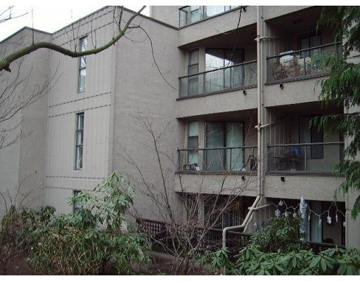 Main Photo: # 214 1080 PACIFIC ST in : West End VW Condo for sale : MLS®# V800197