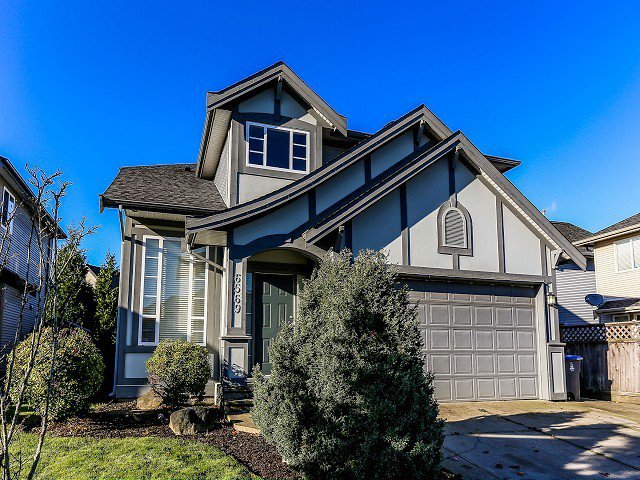 """Main Photo: 6569 188TH Street in Surrey: Cloverdale BC House for sale in """"CLAYTON"""" (Cloverdale)  : MLS®# F1325988"""