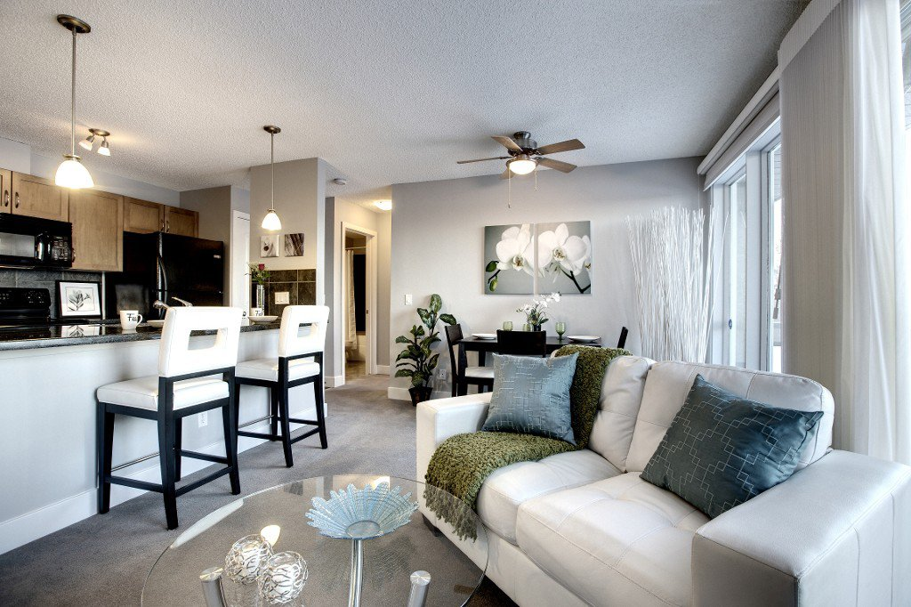 Main Photo: 6 305 VILLAGE Mews SW in CALGARY: Prominence_Patterson Condo for sale (Calgary)  : MLS®# C3599226