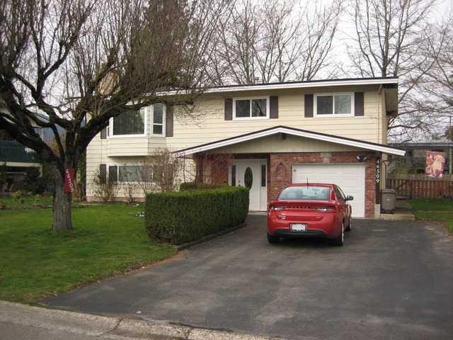 Main Photo: 46509 ELLIOT Avenue in Chilliwack: Fairfield Island House for sale : MLS®# H1400980
