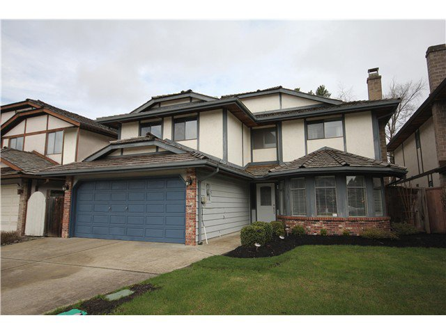 Main Photo: 10671 BISSETT Drive in Richmond: McNair House for sale : MLS®# V1054584