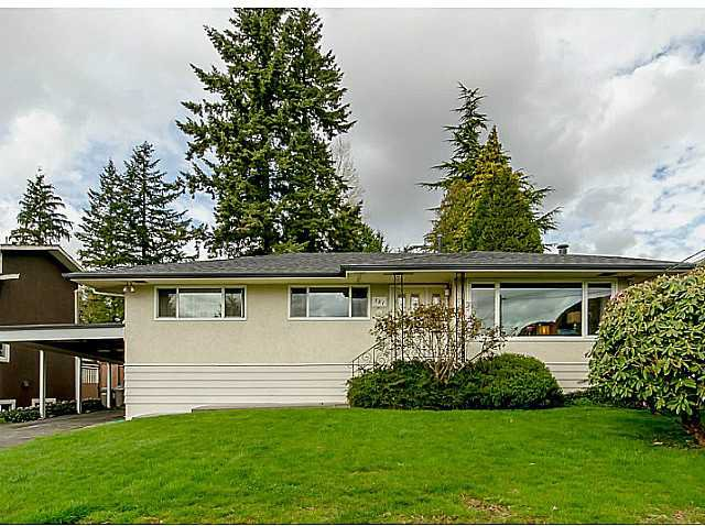 Main Photo: 751 EDGAR Avenue in Coquitlam: Coquitlam West House for sale : MLS®# V1057420