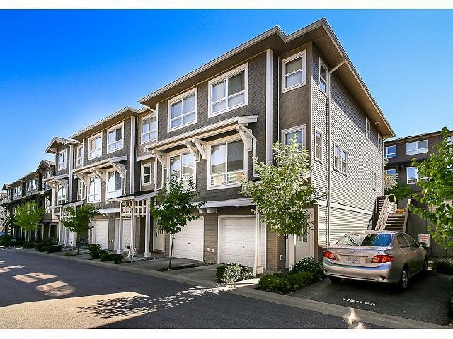 "Main Photo: #102 - 2729 158th St, in South Surrey White Rock: Grandview Surrey Townhouse for sale in ""KALEDEN"" : MLS®# F1423287"