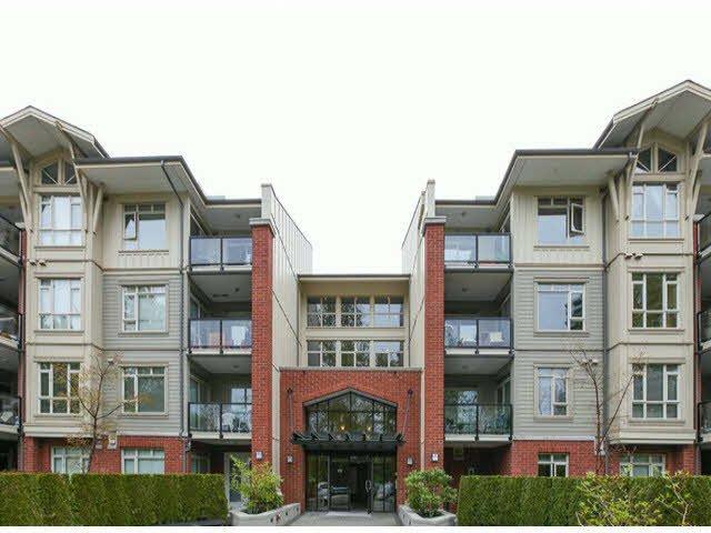 Main Photo: 104 100 CAPILANO Road in Port Moody: Port Moody Centre Condo for sale : MLS®# V1101530