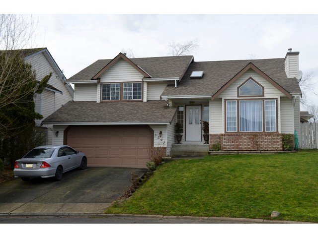 "Main Photo: 3291 NADEAU Place in Abbotsford: Abbotsford West House for sale in ""TOWLINE"" : MLS®# F1432917"