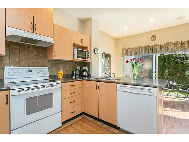 """Main Photo: 55 1055 RIVERWOOD Gate in Port Coquitlam: Riverwood Townhouse for sale in """"MOUNTAIN VIEW ESTATES"""" : MLS®# V1108702"""