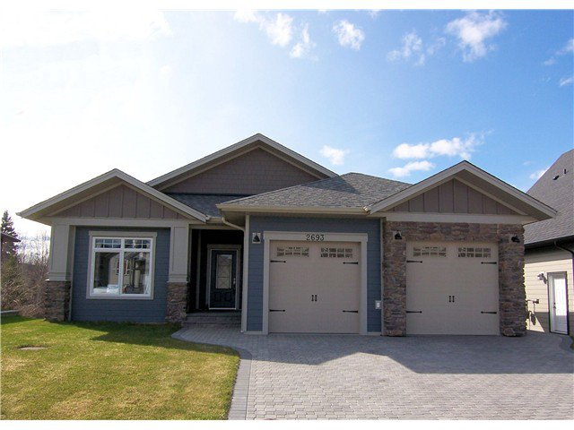 """Main Photo: 2693 LINKS Drive in Prince George: Aberdeen House for sale in """"ABERDEEN GLEN"""" (PG City North (Zone 73))  : MLS®# N244170"""