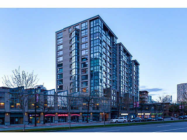 "Main Photo: 1502 1177 PACIFIC Boulevard in Vancouver: Yaletown Condo for sale in ""PACIFIC PLAZA"" (Vancouver West)  : MLS®# V1122980"