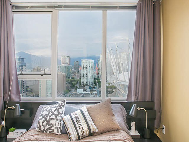 """Photo 6: Photos: 2705 928 BEATTY Street in Vancouver: Yaletown Condo for sale in """"THE MAX"""" (Vancouver West)  : MLS®# V1125500"""