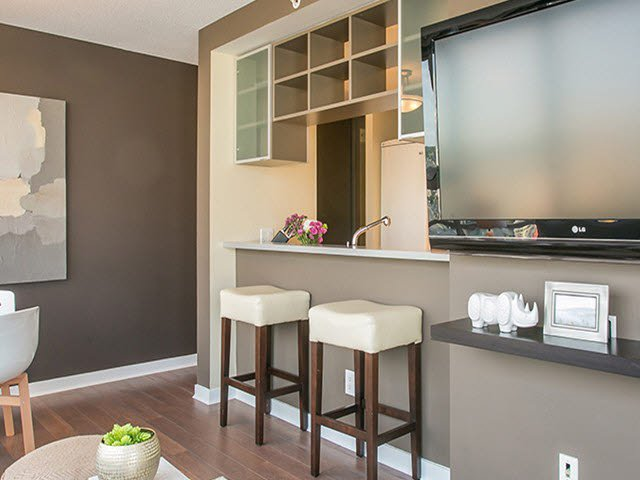 """Photo 4: Photos: 2705 928 BEATTY Street in Vancouver: Yaletown Condo for sale in """"THE MAX"""" (Vancouver West)  : MLS®# V1125500"""