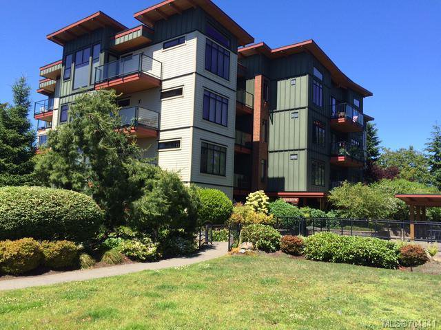 Main Photo: 233 2300 MANSFIELD DRIVE in COURTENAY: CV Courtenay City Condo for sale (Comox Valley)  : MLS®# 704341