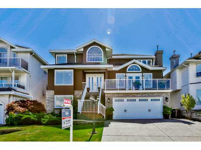 Main Photo: 1218 DEWAR Way in Port Coquitlam: Citadel PQ House for sale : MLS®# V1137461