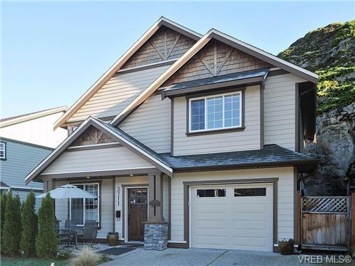 Main Photo: 3711 Cornus Crt in VICTORIA: La Happy Valley House for sale (Langford)  : MLS®# 716420