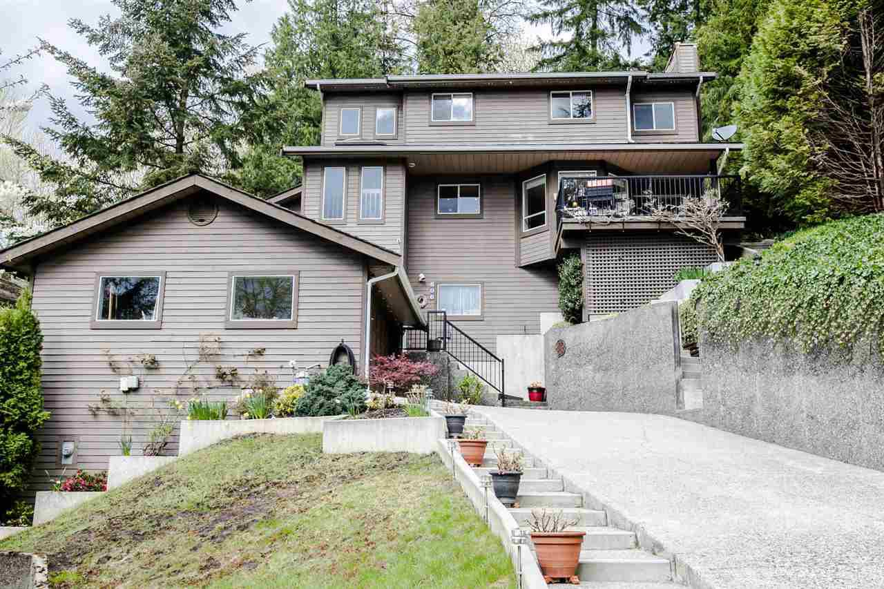 Main Photo: 606 THURSTON Terrace in Port Moody: North Shore Pt Moody House for sale : MLS®# R2053932