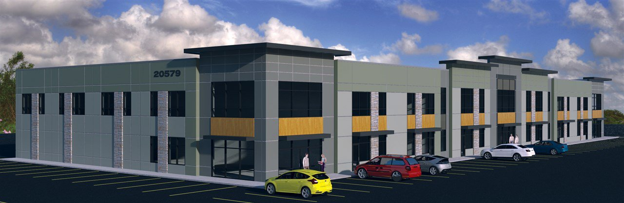 Main Photo: 101 20579 LANGLEY BYPASS Road in Langley: Langley City Industrial for lease : MLS®# C8006393