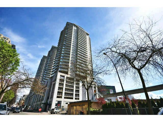 "Main Photo: 1605 892 CARNARVON Street in New Westminster: Downtown NW Condo for sale in ""Azure II - Plaza 88"" : MLS®# R2077064"