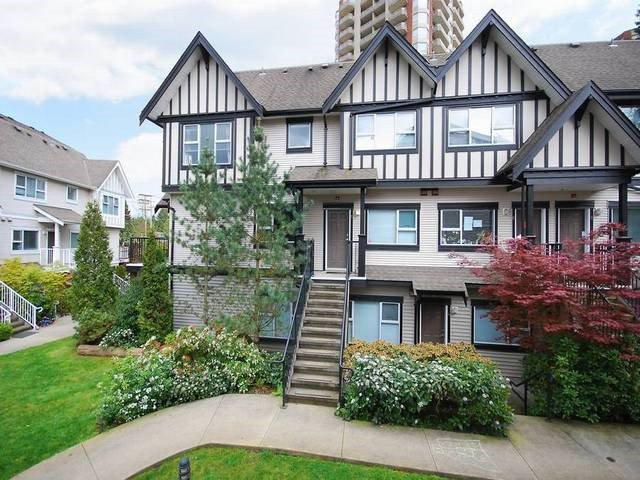 Main Photo: 5 730 FARROW STREET in : Coquitlam West Townhouse for sale : MLS®# R2056152