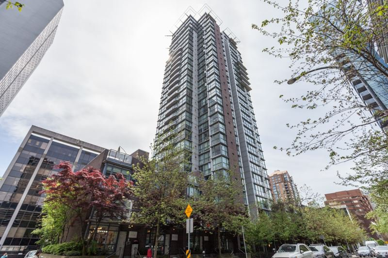 Main Photo: 705 1068 HORNBY Street in Vancouver: Downtown VW Condo for sale (Vancouver West)  : MLS®# R2176380
