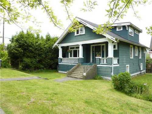 Main Photo: 179 PENTICTON Street in Vancouver East: House for sale : MLS®# V833953