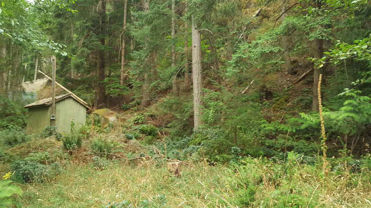 Main Photo: Lot 27 CHANNELVIEW Drive: Bowen Island Land for sale : MLS®# R2202273