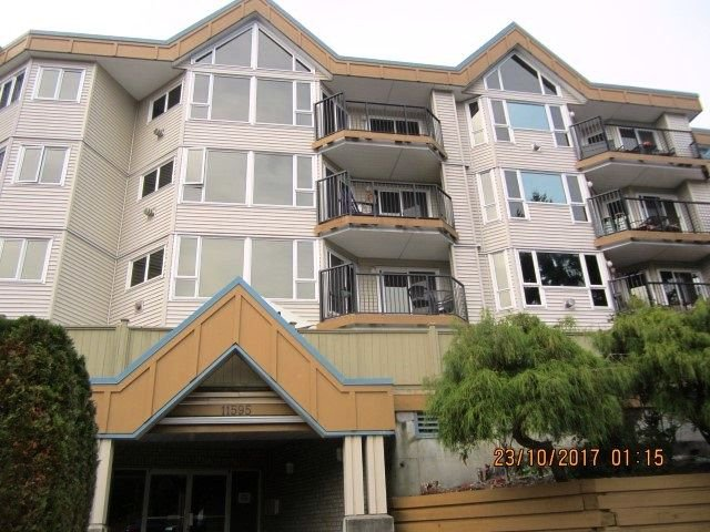 "Main Photo: 204 11595 FRASER Street in Maple Ridge: East Central Condo for sale in ""BRICKWOOD PLACE"" : MLS®# R2216768"