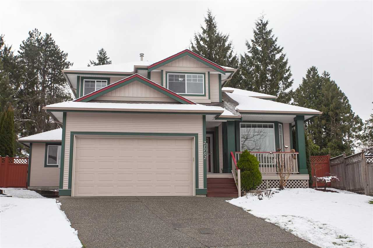 "Main Photo: 21752 47B Avenue in Langley: Murrayville House for sale in ""Murrayville"" : MLS®# R2238949"