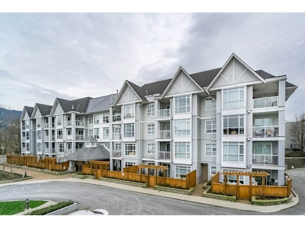 "Main Photo: 310 3148 ST JOHNS Street in Port Moody: Port Moody Centre Condo for sale in ""SONRISA"" : MLS®# R2239731"