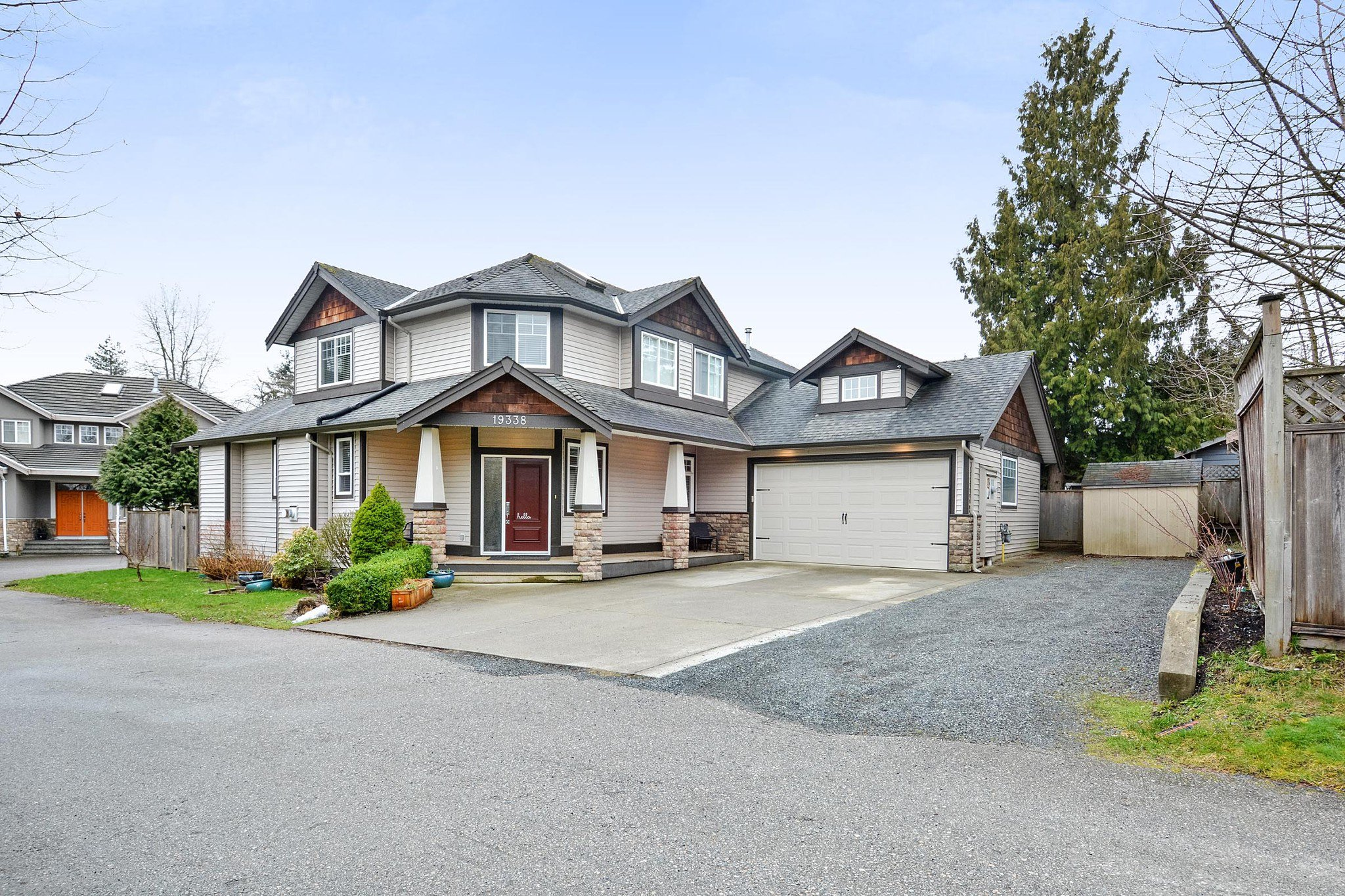 "Main Photo: 19338 63A Avenue in Surrey: Clayton House for sale in ""Bakerview"" (Cloverdale)  : MLS®# R2244593"