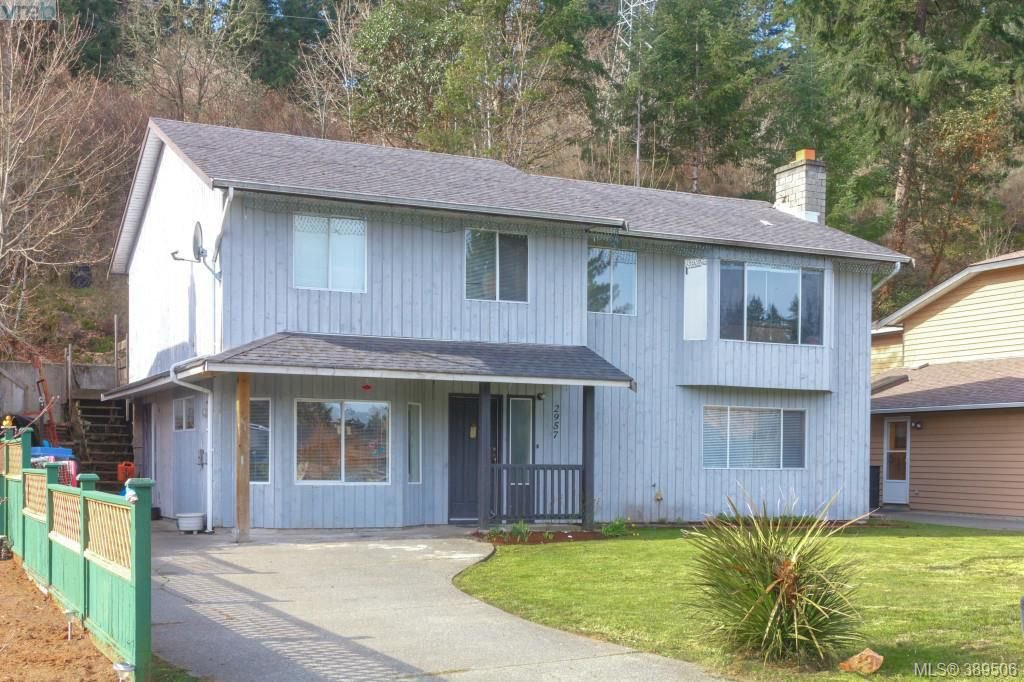 Main Photo: 2957 Cressida Crescent in VICTORIA: La Goldstream Single Family Detached for sale (Langford)  : MLS®# 389506