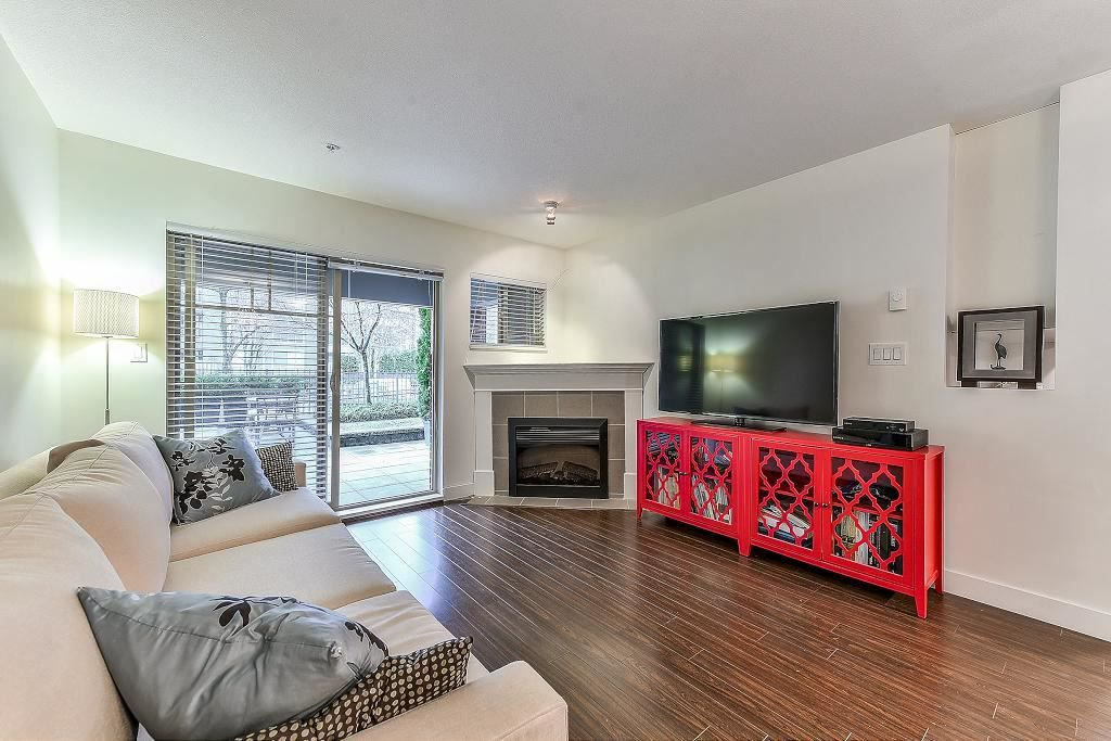 """Main Photo: 118 2468 ATKINS Avenue in Port Coquitlam: Central Pt Coquitlam Condo for sale in """"BORDEAUX"""" : MLS®# R2255247"""