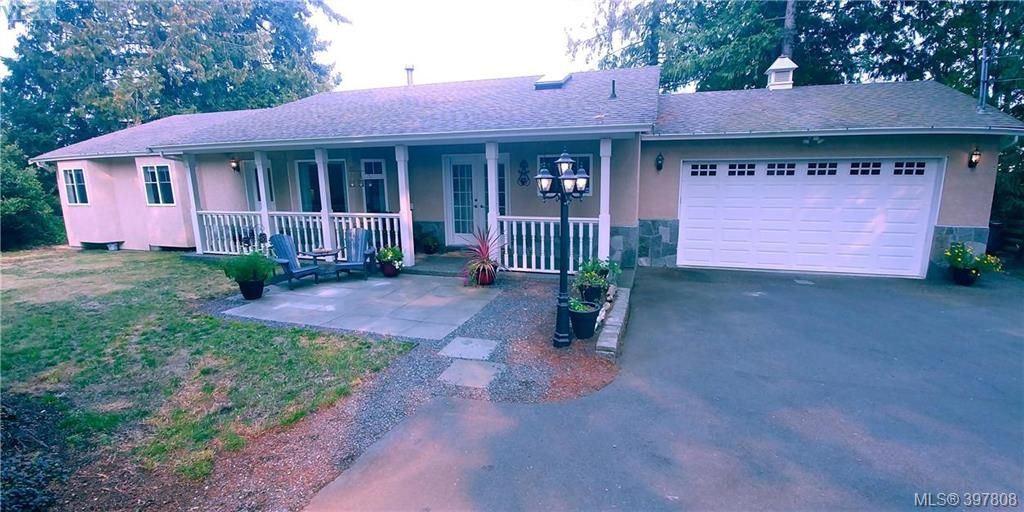 Main Photo: 6277 Springlea Road in VICTORIA: CS Tanner Single Family Detached for sale (Central Saanich)  : MLS®# 397808