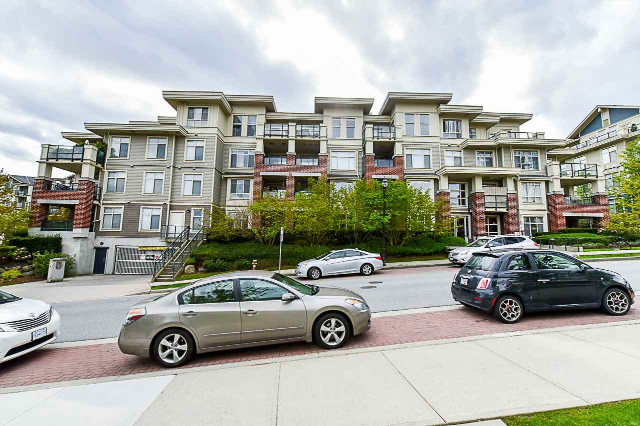 """Main Photo: 408 270 FRANCIS Way in New Westminster: Fraserview NW Condo for sale in """"Victoria Hill"""" : MLS®# R2363720"""