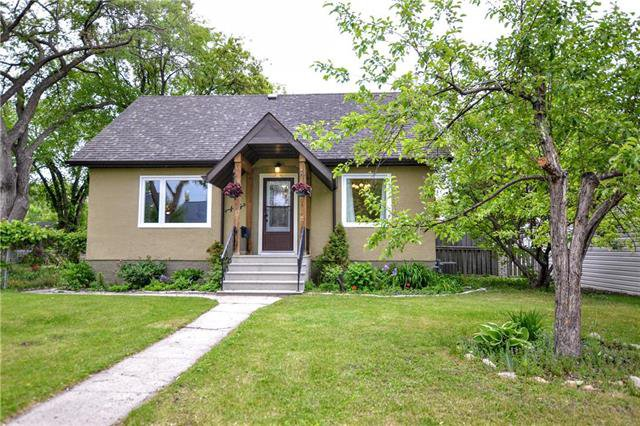 Main Photo: 115 Baltimore Road in Winnipeg: Riverview Residential for sale (1A)  : MLS®# 1915753